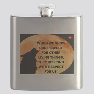 SHOW RESPECT FOR ALL Flask