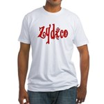Zydeco Fitted T-Shirt