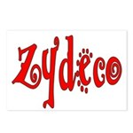 Zydeco Postcards (Package of 8)