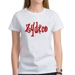 Zydeco Women's T-Shirt