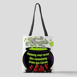 Lovin Coven Polyester Tote Bag