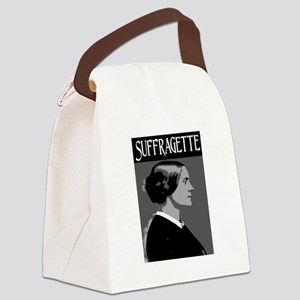 SUFFRAGETTE Canvas Lunch Bag