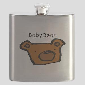 BABY BEAR Flask