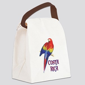 COSTA RICA II Canvas Lunch Bag