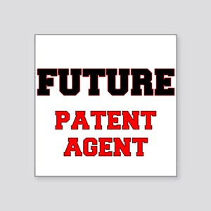 Future Patent Agent Sticker