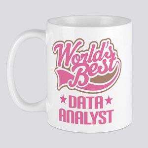 Worlds Best Data Analyst Mug