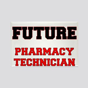 Future Pharmacy Technician Rectangle Magnet