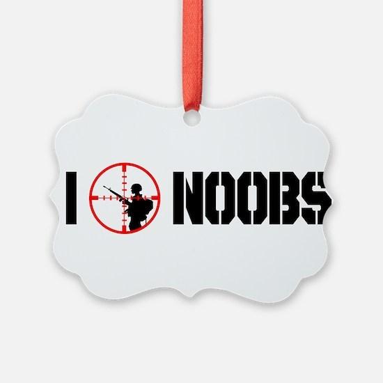 I noobs.png Ornament