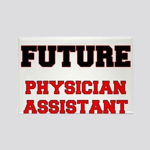 Future Physician Assistant Rectangle Magnet
