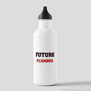 Future Plumber Water Bottle
