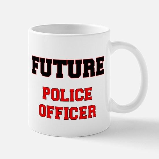 Future Police Officer Mug