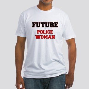Future Police Woman T-Shirt