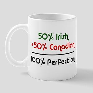 Irish & Canadian Mug