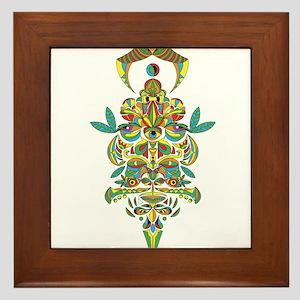 Conscientia Part 1 Framed Tile