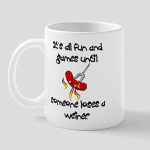 Don't Lose Your Weiner! Mug