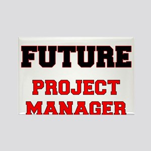 Future Project Manager Rectangle Magnet