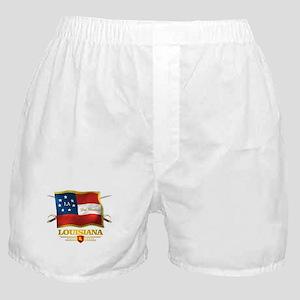 Louisiana -Deo Vindice Boxer Shorts