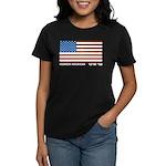 Jewish Flag Women's Dark T-Shirt
