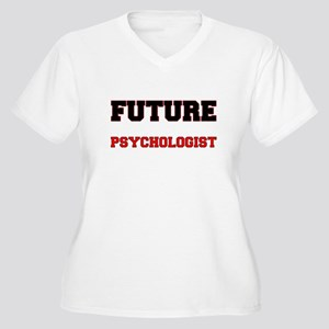 Future Psychologist Plus Size T-Shirt