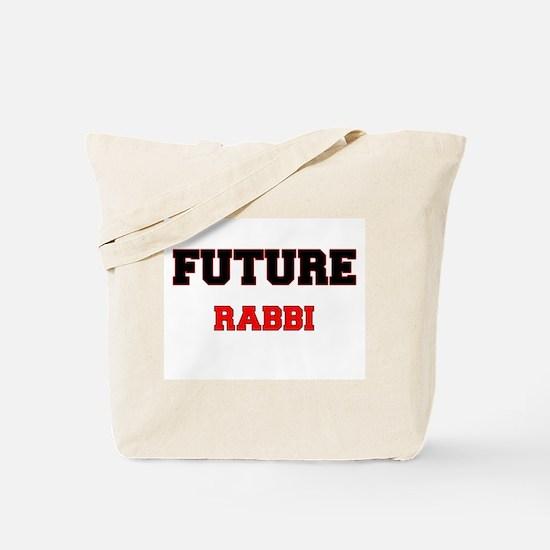 Future Rabbi Tote Bag