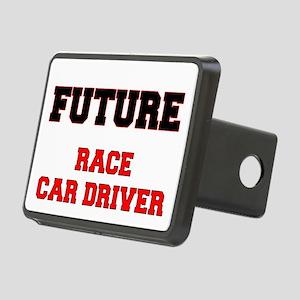 Future Race Car Driver Hitch Cover