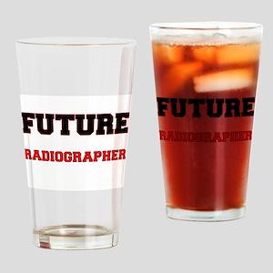 Future Radiographer Drinking Glass