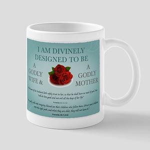 Divinely Designed Mug