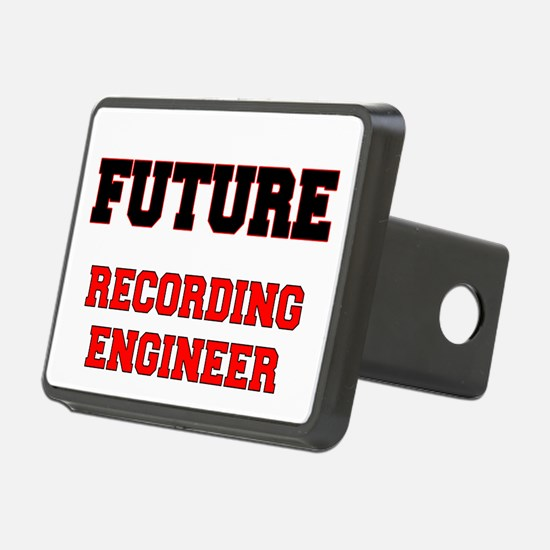 Future Recording Engineer Hitch Cover
