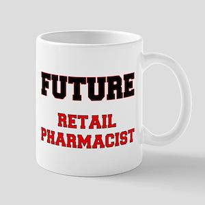 Future Retail Pharmacist Mug