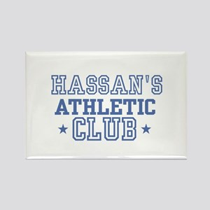 Hassan Rectangle Magnet