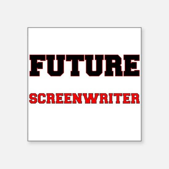 Future Screenwriter Sticker