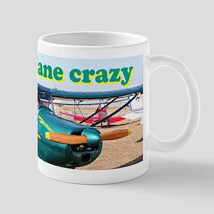 Just Plane Crazy: Gazelle Aircraft Mug