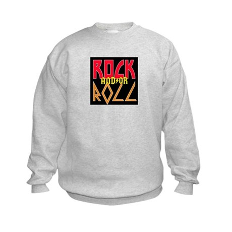 ROCK AND/OR ROLL Sweatshirt