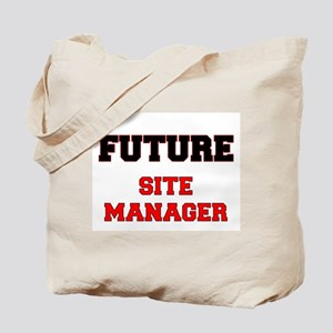 Future Site Manager Tote Bag