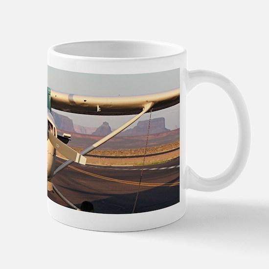 Aircraft at Page, Arizona, USA, 2 Mug