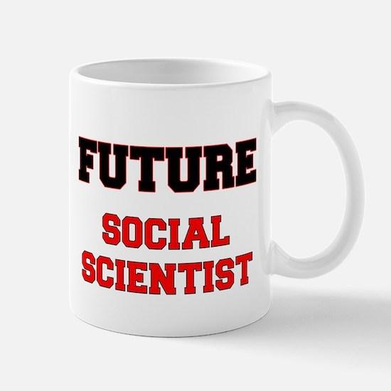 Future Social Scientist Mug
