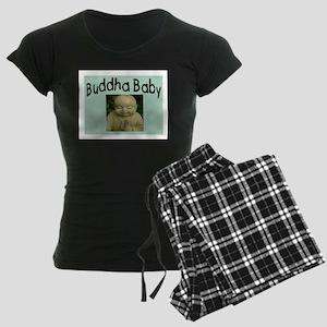 BUDDHA BABY 2 Women's Dark Pajamas