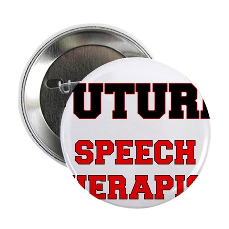 "Future Speech Therapist 2.25"" Button"