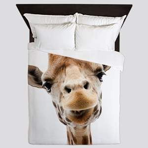 Hangout Movie Part 3 Giraffe 2 Queen Duvet