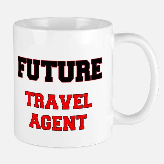 Future Travel Agent Mug