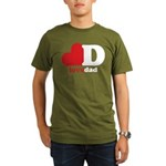 Love Dad T-Shirt