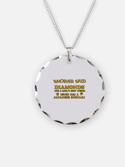 Japanese Bobtail Mommy designs Necklace