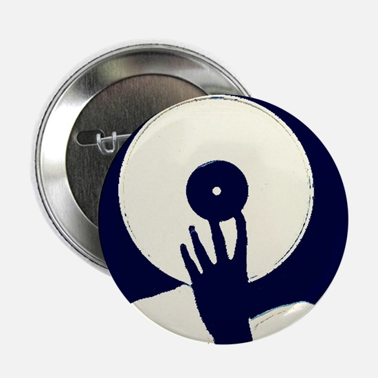 "vinyl head 2.25"" Button"