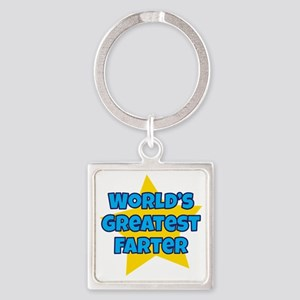 Worlds Greatest Farter Keychains