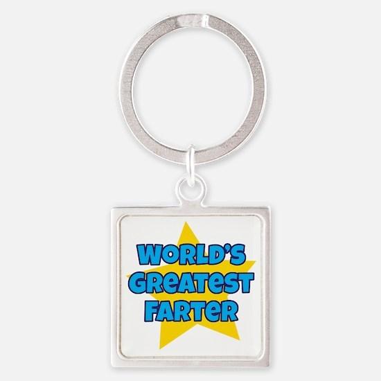 Worlds Greatest Farter Keychains