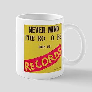 never mind the books Mug