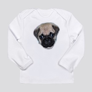 Pug Puppy Long Sleeve T-Shirt