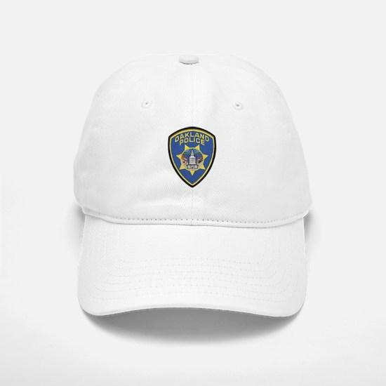 Oakland Police Baseball Baseball Cap
