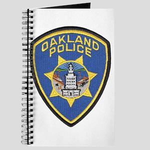 Oakland Police Journal