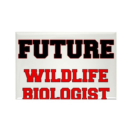 Future Wildlife Biologist Rectangle Magnet